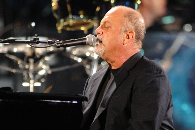 Billy Joel Reacts to Elton John's Comments