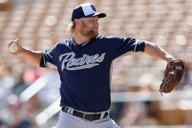 Opening Series Preview: Padres vs. Los Angeles Dodgers