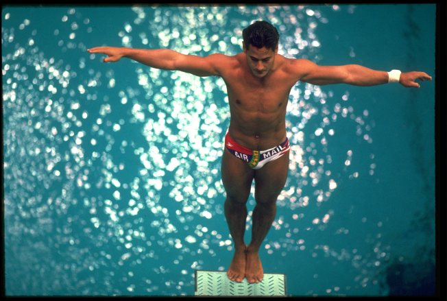Greg Louganis Dives Into Coaching