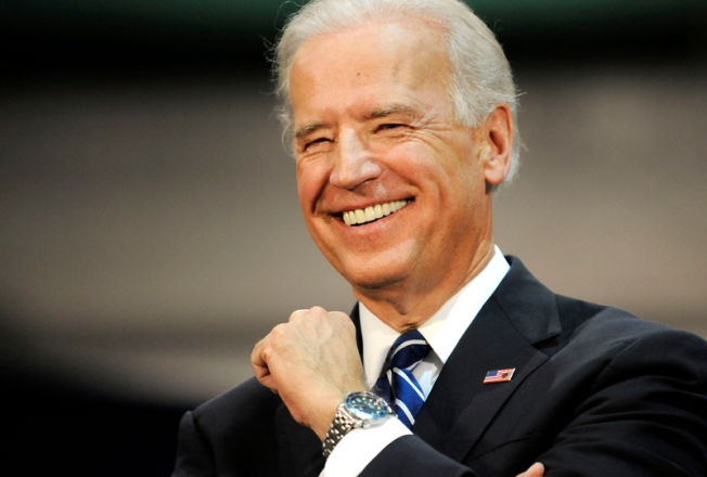 Muzzle Off, Biden Breaks His Record Silence