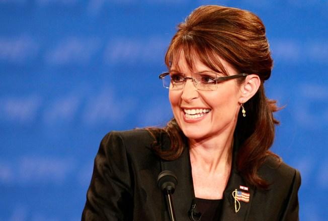 Palin Starts PAC