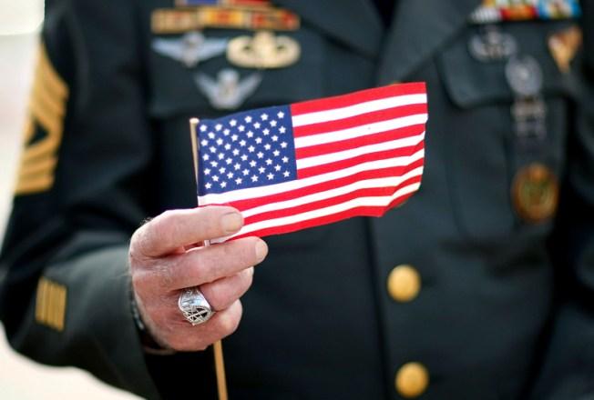 Veterans Fighting Mad