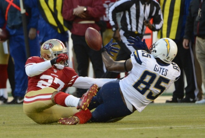 Chargers Lose Last Preseason Game Against 49ers