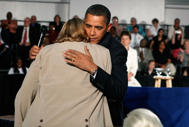 Obama And The Politics of Empathy