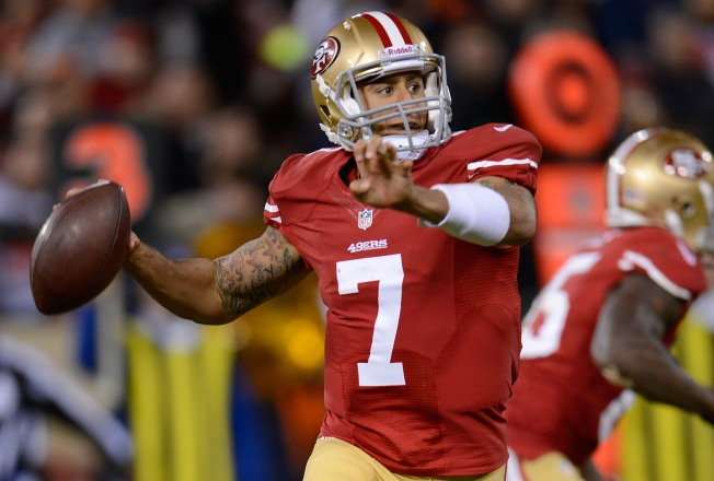 Colin Kaepernick Rebuffs Birth Mother's Efforts to Get in Touch
