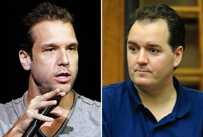 Brother Accused Of Embezzling from Dane Cook