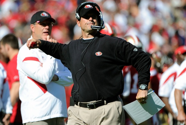 Jim and John Harbaugh Are Main Course in 'Harbowl' Matchup