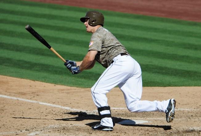Padres Sweep The Rockies