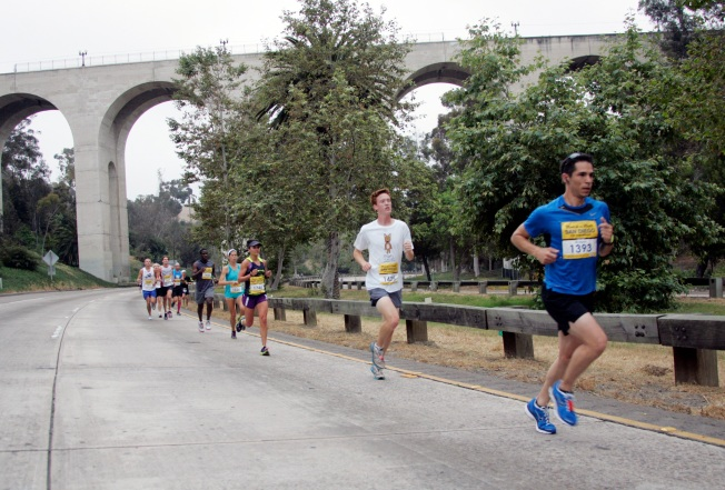 Magazine Ranks San Diego Among 'Best Running Cities'