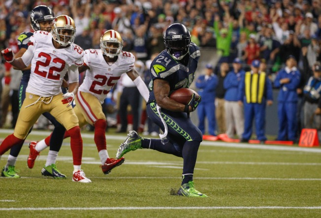 Niners Say They're Primed for a Win in Seattle