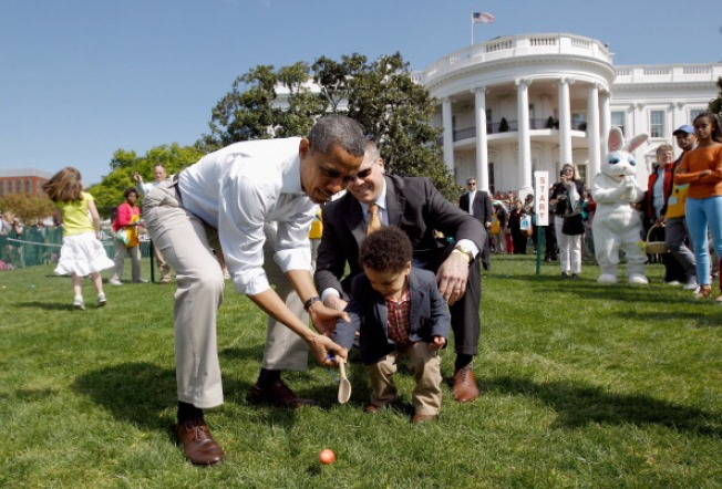 White House Warns of Possible Easter Egg Roll Cancellation