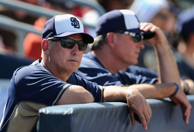 Padres Make (Almost) Final Roster Decisions