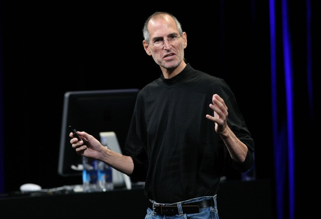 Wall Street Journal Makes Steve Jobs Say Boo