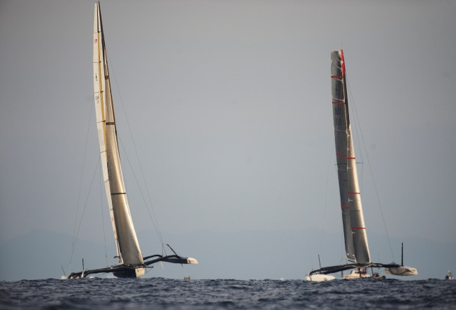 Newport Sounds Awfully Positive About America's Cup