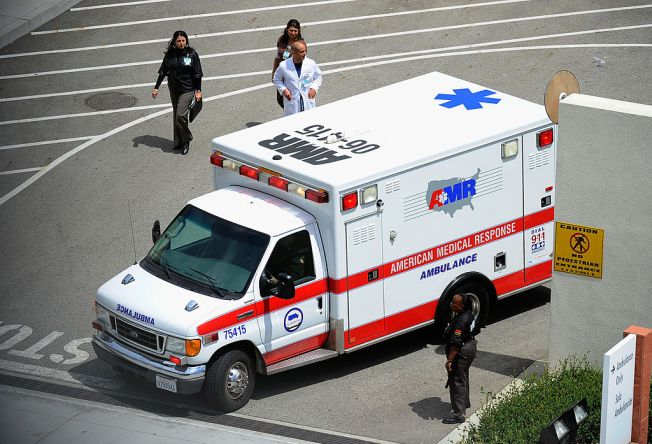 American Medical Response To Be Acquired in $2.4 Billion Deal