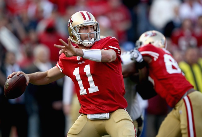 49ers' QB Smith May Never Earn Elite Status