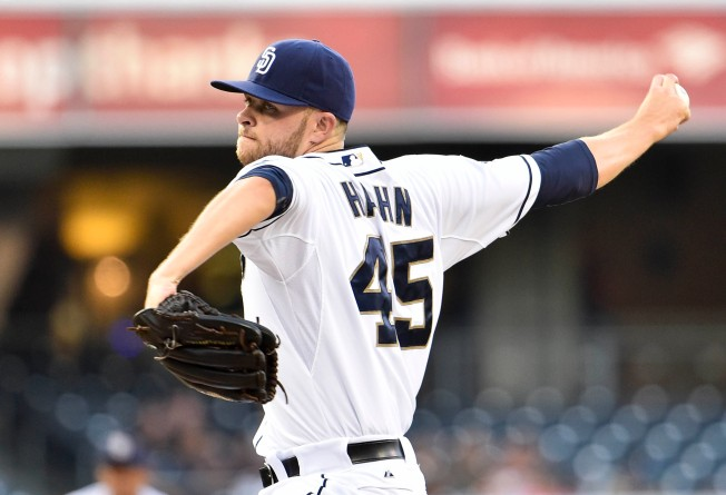 Padres Give Hahn A Solo Run, Still Win