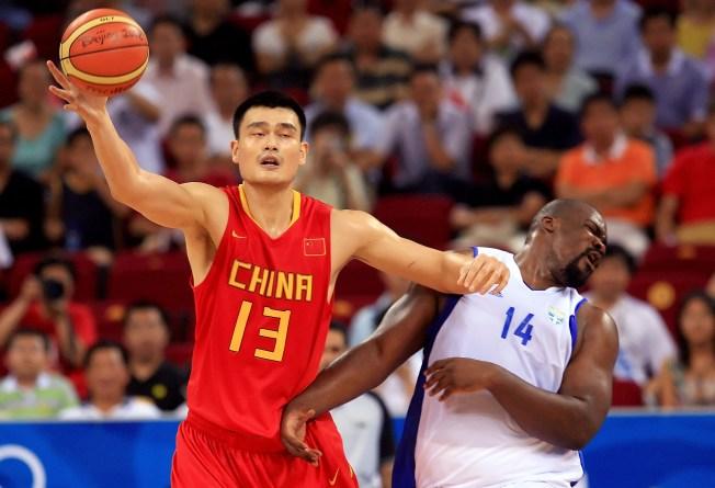 Yao Ming's Retirement Hobby: Politics