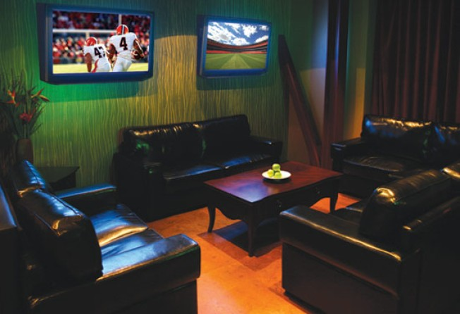 Top Ten Upscale San Diego Sports Bars