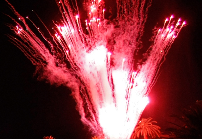 Fireworks Company Has History of Accidents: Report