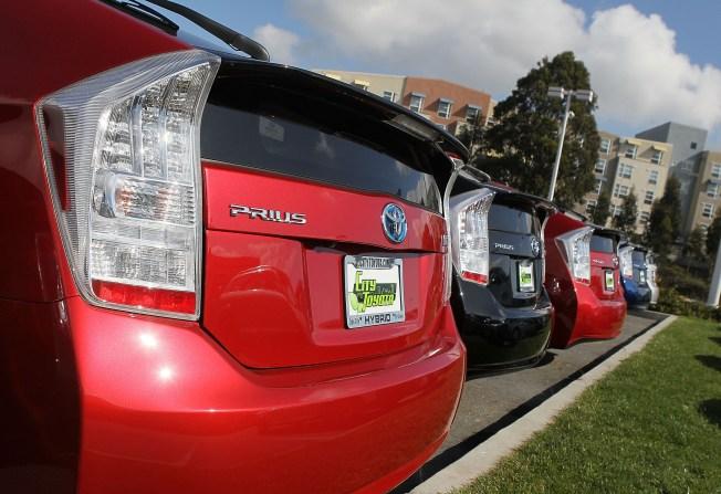 OC Files Lawsuit Against Toyota