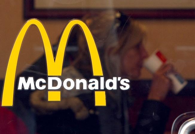 McDonald's Chief Super Sizes Income