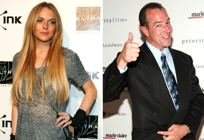 Dina Lohan: 'Michael Needs To Focus On Being A Parent'