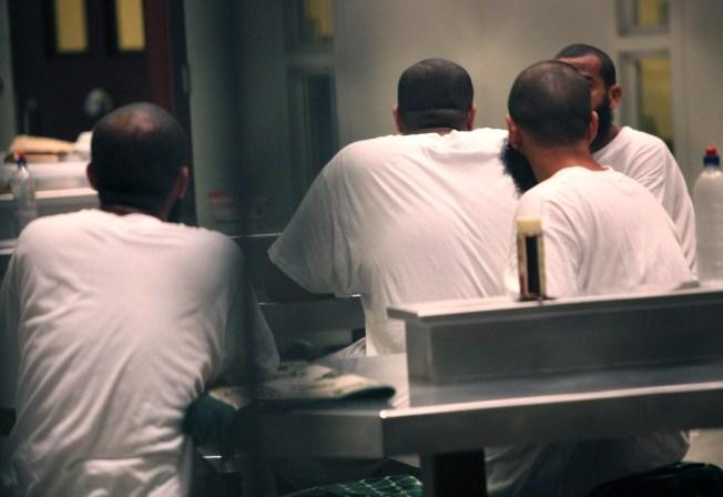 Feinstein OK With Gitmo Prisoners Coming Here