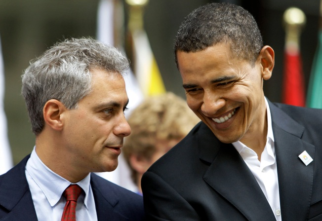 Emanuel Accepts White House Chief of Staff Job
