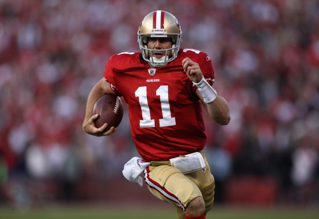 Alex Smith's Sticking Point Could Be Length of Deal