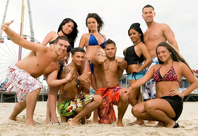 "MTV to Dump ""Jersey Shore"" Cast: Report"