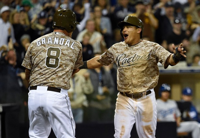 Padres Beat L.A. In Season Opener