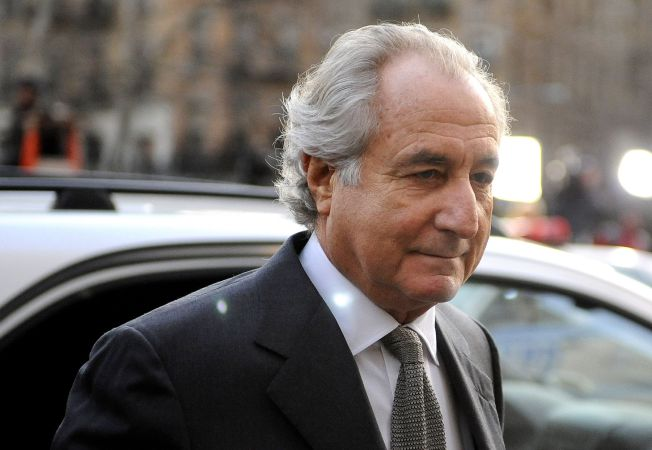 Madoff's Fund Manager Hit With Fraud Charges