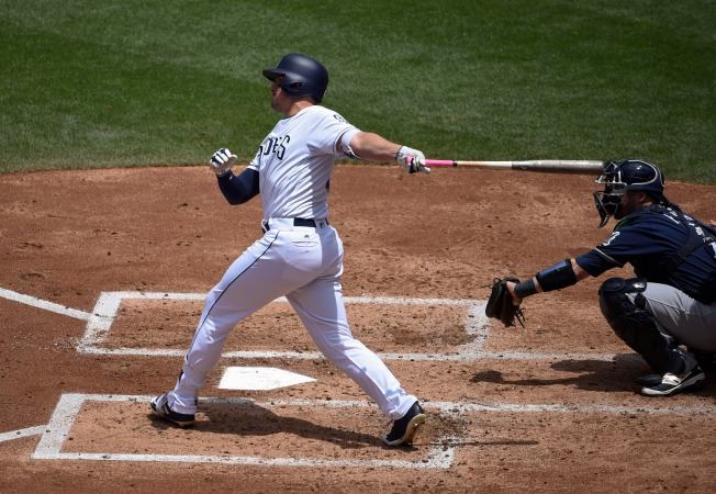 Friars Come Up Short against Brewers