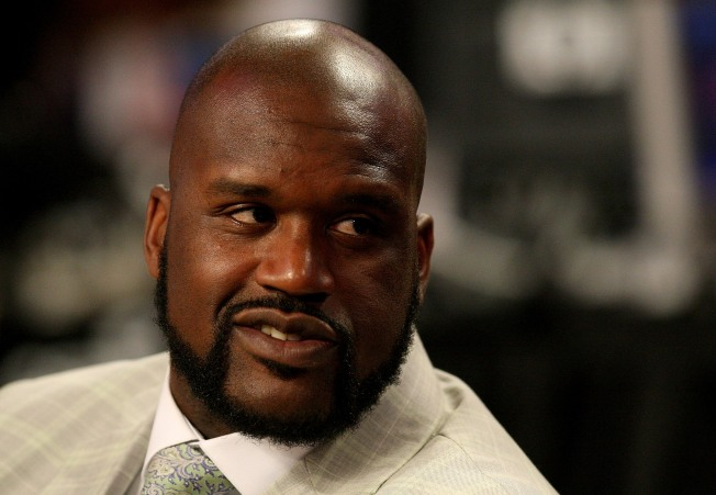 Shaq and King James Join Forces