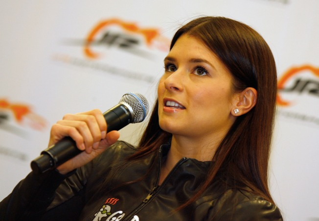 Danica Patrick Coming To NASCAR and Fontana