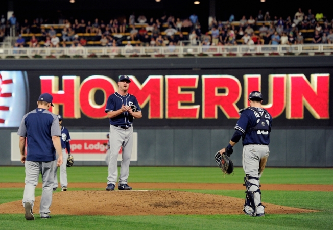 Padres Suffer Monstrous Blowout Loss against Twins