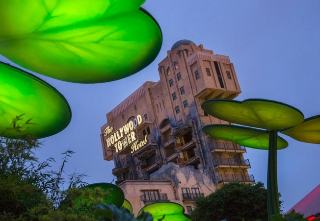 Experience Disney's Tower of Terror in the Dark Before Its Demise