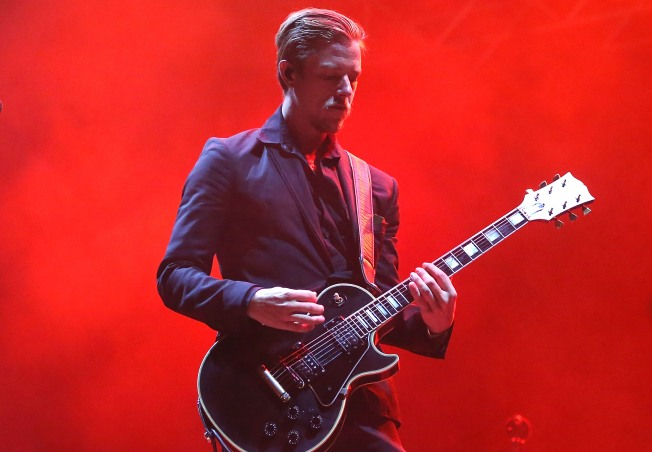 Post-Punk Marauders Interpol Bust Cal Coast Open