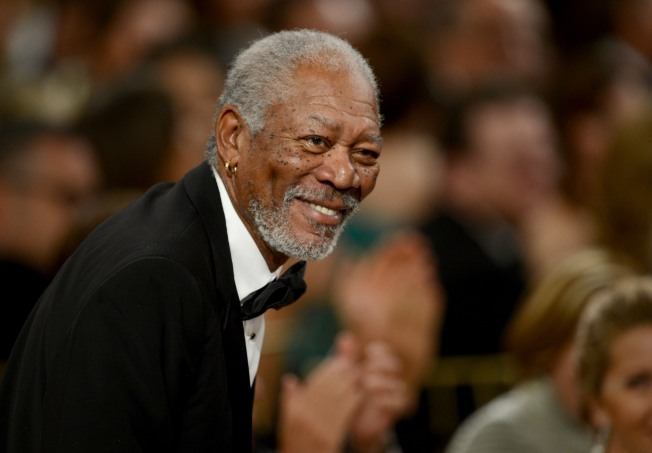 Morgan Freeman Brings Magic to 'Belle Isle' and Ends His Tour of Gotham City
