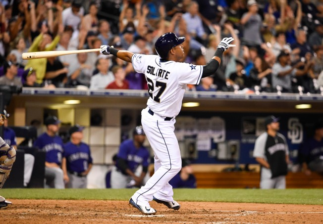 Padres Stay Hot At Home