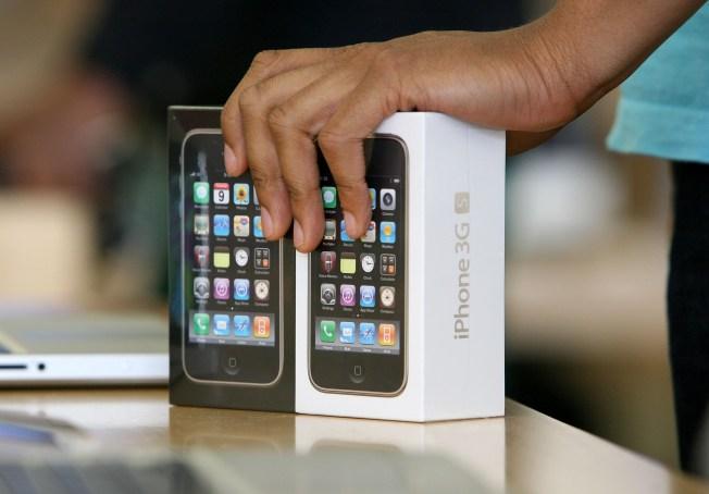 iPhone OS Gets an Update