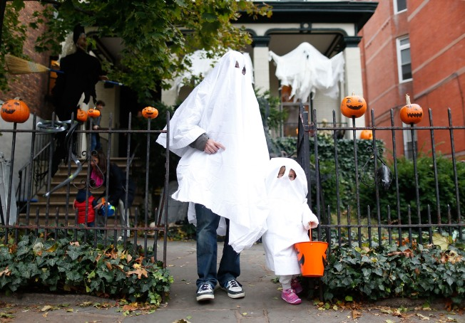San Diego Ranked No. 8 Best City for Trick-or-Treating
