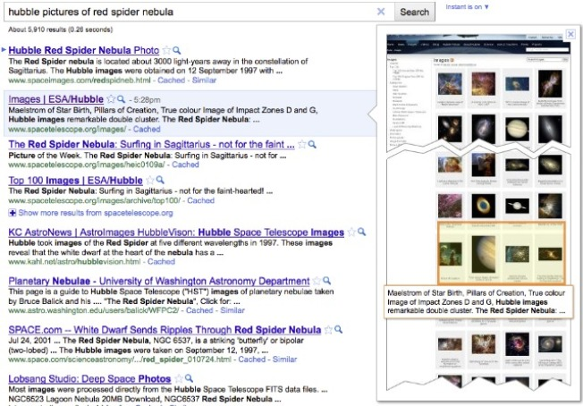 Google Builds a Better Mousetrap, er, Search Result