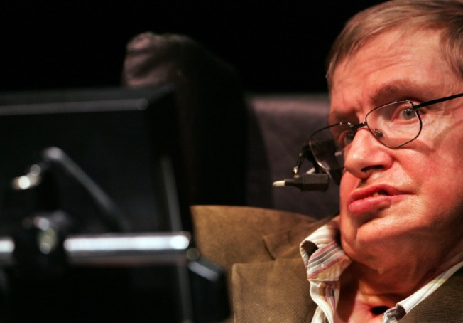 Stephen Hawking Says Humans Must Leave Earth Within 600 Years