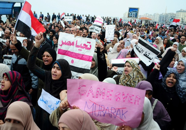 Muslim Brotherhood Strategist Calls for Mubarak Trial