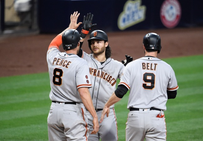 Padres Extend Giants Winning Streak to Seven Games