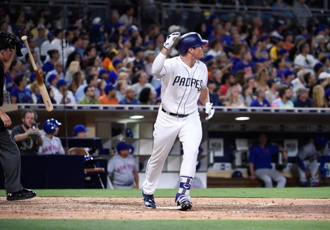 Padres Fall Short Against Mets in Series Opener