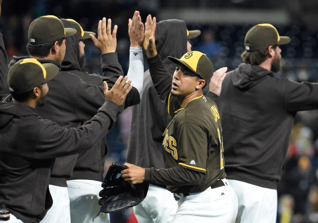 Padres Secure Winning Homestand