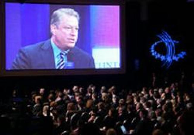Gore Warns of Sub-Prime Carbon Catastrophe